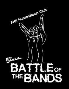 FHS Humanitarian Club Battle of the Bands @ Flagstaff High School | Flagstaff | Arizona | United States