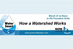 Water Wednesdays: Drop by Drop: How a Watershed Works @ Prescott Public Library | Prescott | Arizona | United States