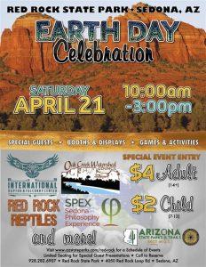 Earth Day Celebration at Red Rock State Park @ Sedona | Arizona | United States