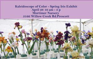 Kaleidoscope of Color-Prescott's Festival of Iris @ Mortimer's Nursery   Prescott   Arizona   United States