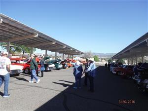 13th Annual Mingus Union High School Car Show