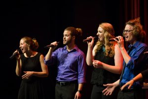 A Night of Vocal Jazz @ NAU Ardrey Memorial Auditorium | Flagstaff | Arizona | United States