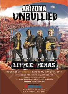 LITTLE TEXAS in Concert @ Sedona Performing Arts Center | Sedona | Arizona | United States