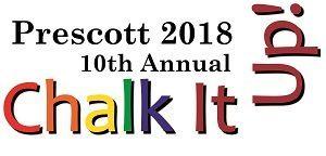 10th Annual Chalk It Up! Prescott @ National Bank Plaza | Prescott | Arizona | United States