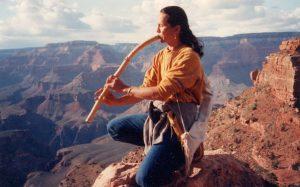 Internationally Recognized Sedona Bamboo Flute Player - Jesse Kalu @ Red Rock State Park | Sedona | Arizona | United States