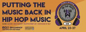 5th Annual Hip Hop Week @ Northern Arizona University | Flagstaff | Arizona | United States