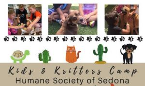 Kids & Kritters Camp @ Humane Society of Sedona | Sedona | Arizona | United States