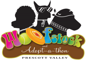 RADIO STATION APPEARANCE-Woofstock and Adoptathon @ Prescott Valley Civic Center Amphitheater | Prescott Valley | Arizona | United States