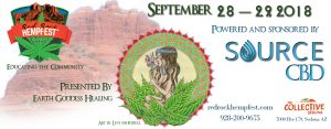 Red Rock Hempfest @ The Collective Sedona,
