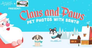 Claus and Paws-Pet Photos @ Flagstaff Mall