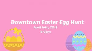 Locals' Night Easter Egg Hunt @ Downtown Flagstaff
