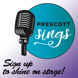 RADIO STATION APPEARANCE- Prescott Sings Singing Competition @ Courthouse Plaza