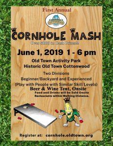 Old Town Cottonwood Cornhole Tournament @ Old Town Activity Park