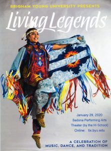 Living Legends @ Sedona Performing Arts Center