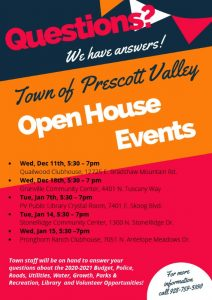 Town of Prescott Valley Open House