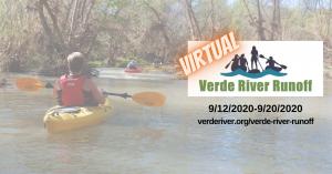 Virtual Verde River Runoff - Let the Race Begin!