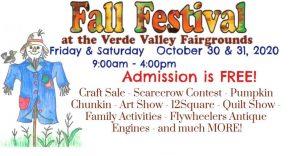 Fall Festival-Cottonwood @ Verde Valley Fairgrounds