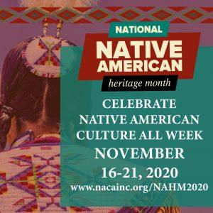 Native American Heritage Week - Reweaving Harmony