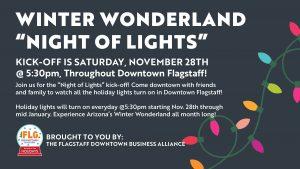 """Winter Wonderland """"Night of Lights"""" (New Date"""
