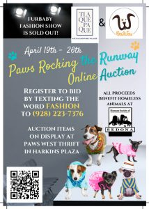 PAWS ROCKING THE RUNWAY ADOPTION EVENT @ Tlaquepaque Arts & Shopping Village