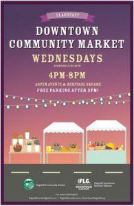 Wednesday Community Market-Flagstaff @ Flagstaff Community Market