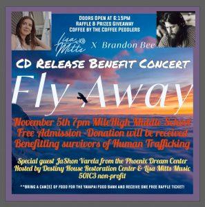 CD Release Benefit Concert @ Mile High Middle School (Hendrix Auditorium)