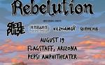 RADIO STATION APPEARANCE-Rebelution Summer Vibes Tour @ Pepsi Amphitheatre