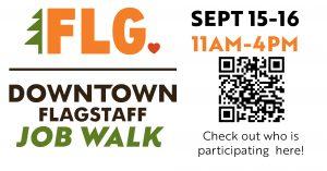 Downtown Flagstaff Job Walk @ Downtown Flagstaff