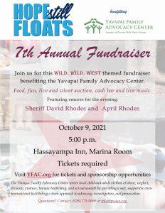 Hope Still Floats @ Hasayampa Inn, Prescott